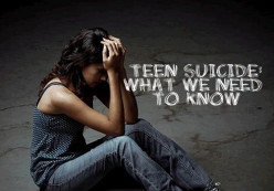 How to Identify a Suicidal Youth