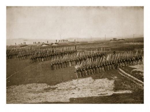 Volunteers of the 26th New York Regiment