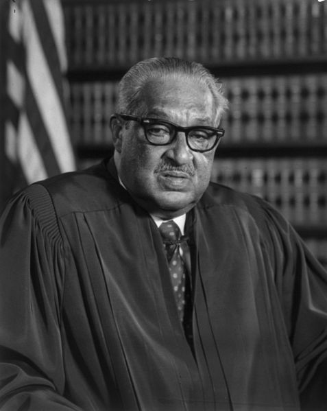 Thurgood Marshall laid the groundwork for the NAACP's success in Brown through years of cases in Southern courtrooms.