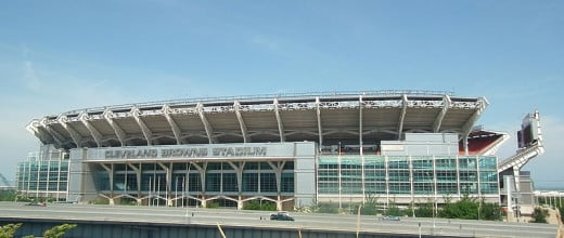 FirstEnergy Stadium, previously known as Cleveland Browns Stadium, has been the site of many disappointing moments since it opened in 1999. It has yet to host a playoff game.