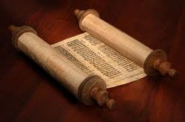 The Torah is the present religious book of the Jews. This book is really the Bible minus what the Christian religions added to the Bible, like The New Testament, But plus something else that the Jews believe to be important for them.