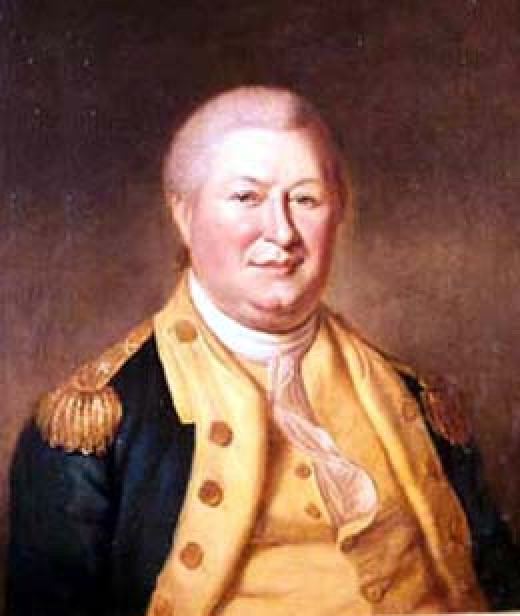 General William Smallwood, Commander of the Maryland Line in the Revolutionary War