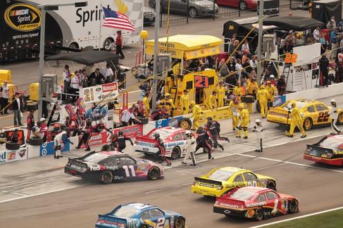 NASCAR in Las Vegas