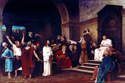 Bible: What Does Mark 15 Tell Us About Jesus' Trial Before Pilate, His Crucifixion, and His Burial?