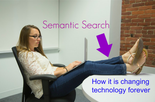 Semantic search is going to change search as we know it.