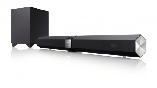 Sony HT-CT660 40.5-Inch Sound Bar with Wireless Subwoofer