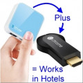 Will Chromecast Work in Hotels? Not Without a Fight!