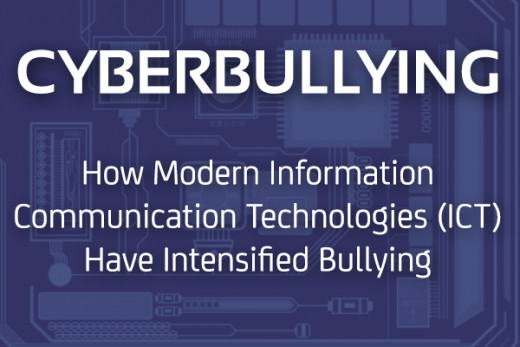 cyber bullying vs traditional bullying