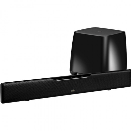 Polk Audio Surround Soundbar (With Bluetooth and a Wireless Subwoofer)