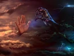 The majority of humankind strongly contends that if there is supernatural good, logic furthermore decrees that there is also supernatural EVIL. If these elements didn't co-exist, how can the moral ambiguities & conflicts of the universe be explained.