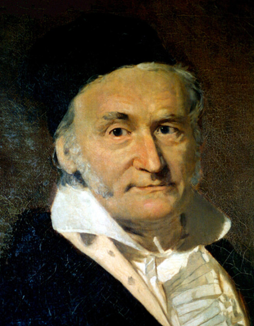 "Carl Friedrich Gauß proved the theorem for the number of solutions to polynomial equations in what is known as the ""quadratic reciprocity law"" in 1796."