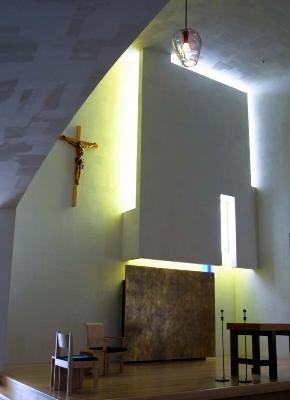 crosses of light