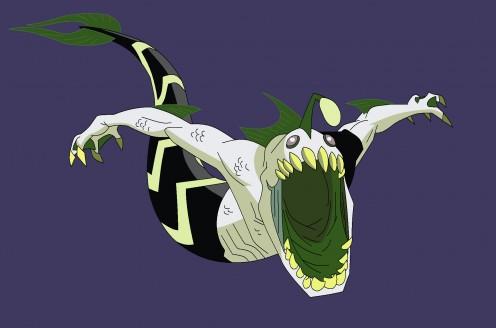 Ripjaws Alien