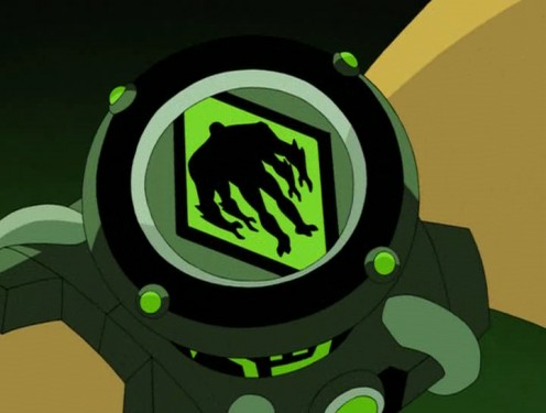 Image of four arms in the omnitrix