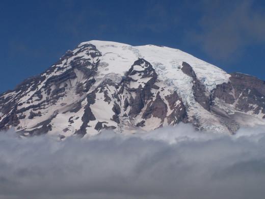 Mt. Rainier beckons