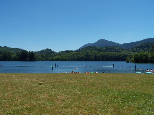 Lakes galore