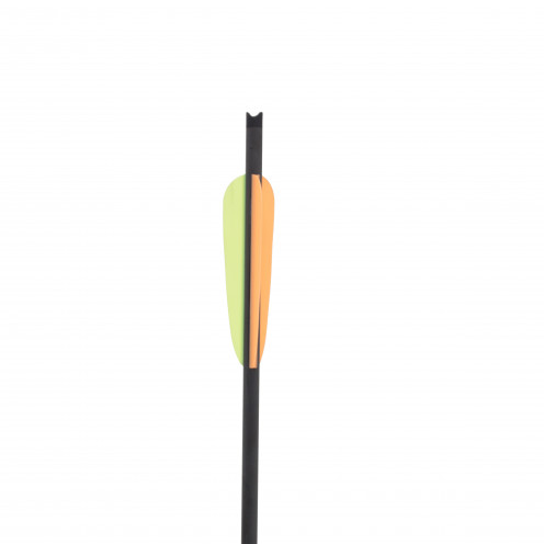 Ensure that you get the correct nocks on your arrows because they are not all the same.