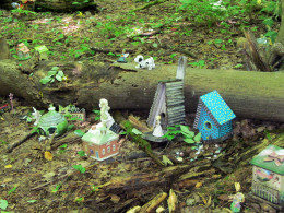 Fairy Trail in Lily Dale Assembly