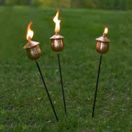 Citronella Torches