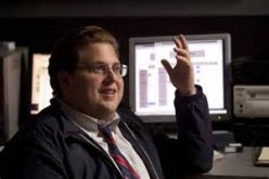 There aren't many stat geeks associated with basketball. So I used one of baseballs stat geeks from Moneyball played by Jonah Hill.