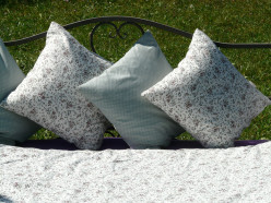 DIY Project Make Pillows and Cushions