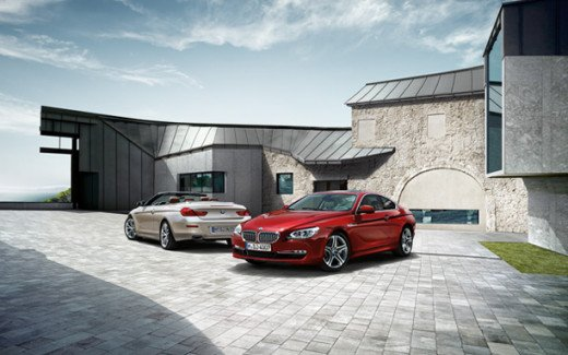 BMW 6 Series (F12 and F13)