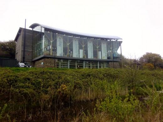 The Wildlife Centre.
