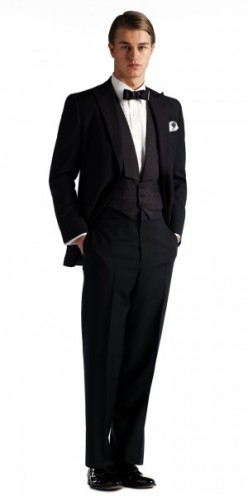 Tuxedo from Brooks Brothers' Great Gatsby Collection