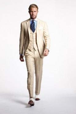 Cotton suit by Ralph Lauren