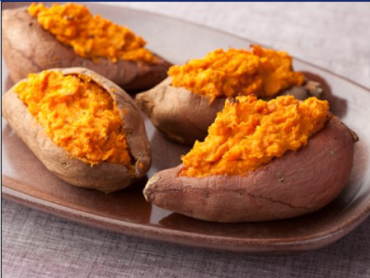 Twice Baked Sweet Potatoes Are Some Of The Best Things You'll Ever Eat.