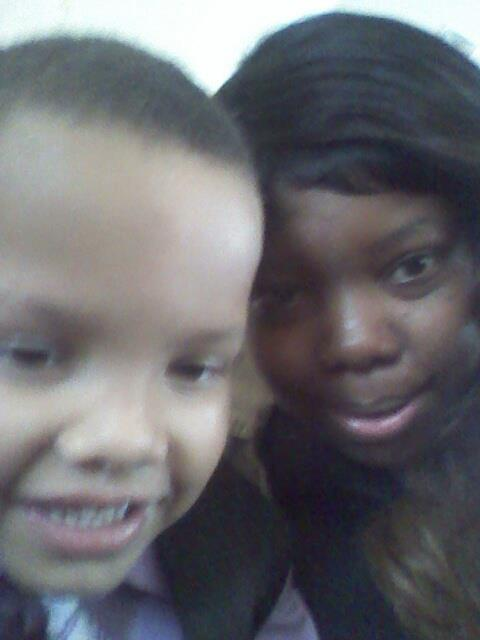 Ayden and Mommy June 2013