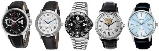 Best Five Luxury Watches