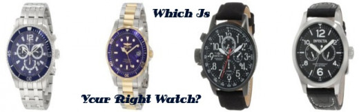 How To Select The Right Watch?
