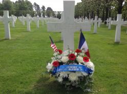 American Cemetery in Romagne-sous-Montfaucon: Verdun & WWI