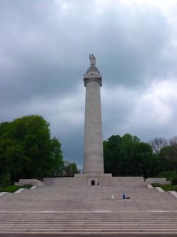 American Tower in Montfaucon-d'Argonne: Verdun & WW1