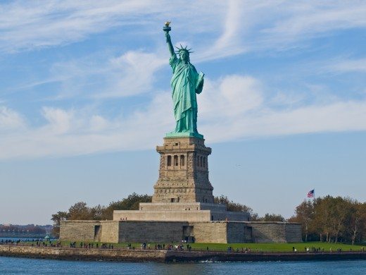 The State of Liberty, Photo Credit: Wikipedia