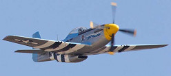 North American P-51 Mustang : The Cadillac Of the Sky