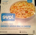 The Gluten Free Review: Evol. Smoked Gouda Mac & Cheese