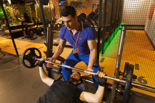 Choose a gym with good experienced trainer