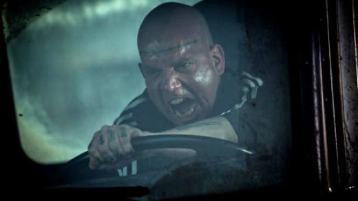 Giamatti hams it up as Aleksei Sytsevich, aka The Rhino