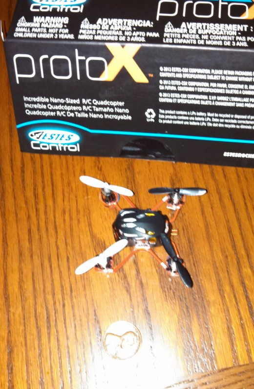 Proto X- Small Remote Controlled Helicopter