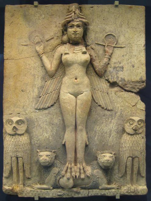Ishtar/Inanna Goddess of Love and War