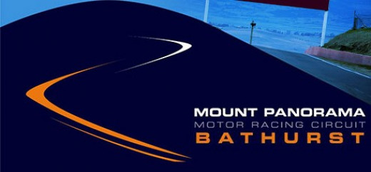 Logo of the Mount Panorama Racing Circuit, Bathurst (Australia)
