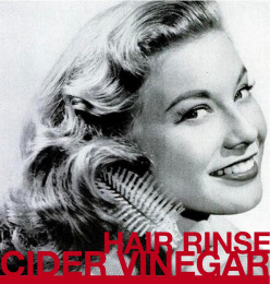 How To Make Cider Vinegar Rinse For Hair