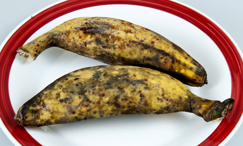 Chatos, another variety of plantain.