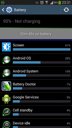 10 Tips to improve your smartphone's battery life