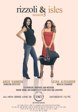 Jane and Maura---A New Day Season 5 Episode 1