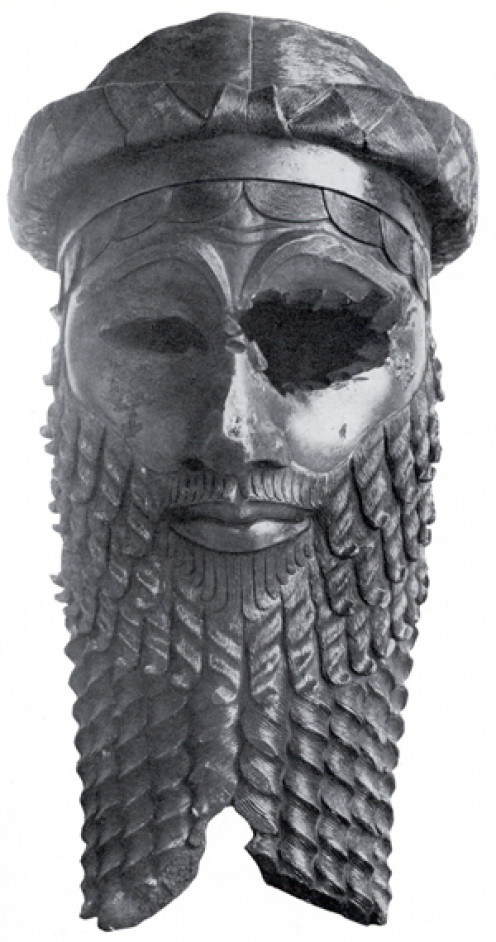 Sargon of Akkad or his grandson Naram-Sin