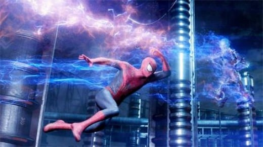 The action sequences of Amazing Spider-Man 2 were fantastic, as is customary in a Spider-Man film.