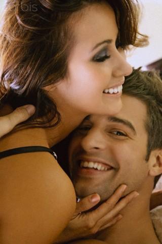 Wild, untamed behavior accompanies being in-love